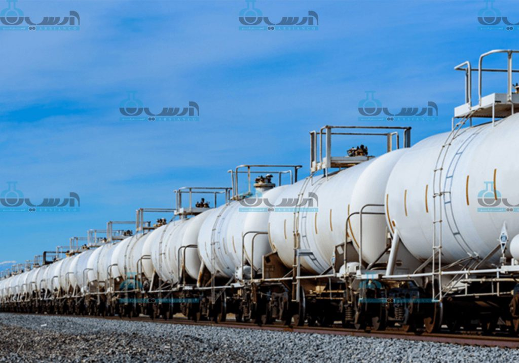 صادرات اسید سولفوریک غلیظ به کشورهای همسایه