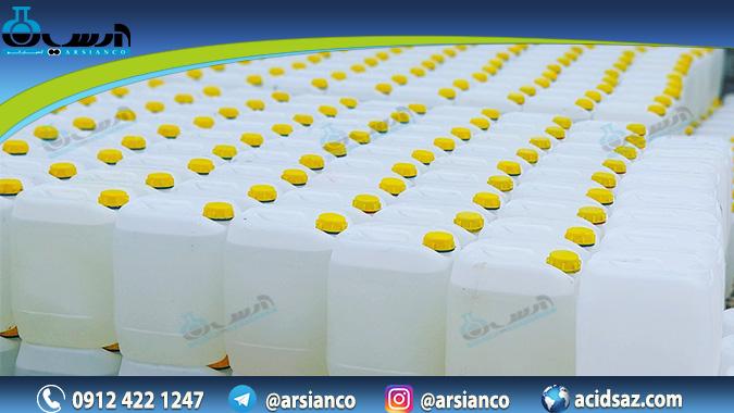 فروش اسید سولفوریک ارزان قیمت در تهران